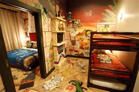 legoland bedrooms adventure room at legoland malaysia family fun