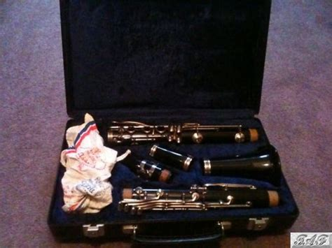 b12 buffet cron clarinet for sale excellent condition