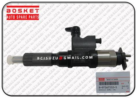 Injektor Dmax Denso 4jj1 cheap denso 095000 5504 isuzu injector nozzle 8973675525 8