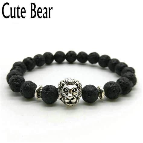 popular beaded bracelets popular antique gold leo bracelet black