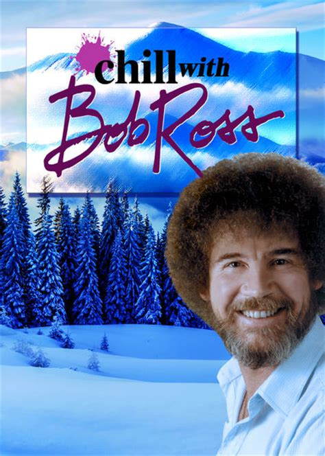 bob ross painting netflix quot netflix and chill quot shows tigerdroppings