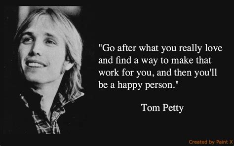 significant tom petty quotes nsf
