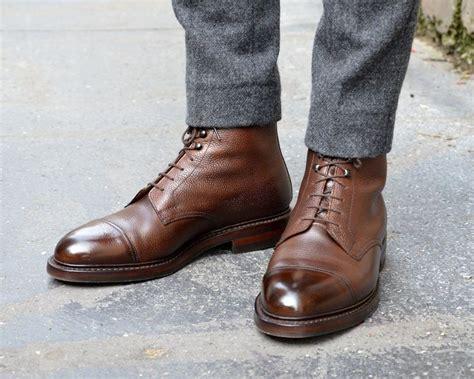 crockett and jones chaussures pour homme test et avis