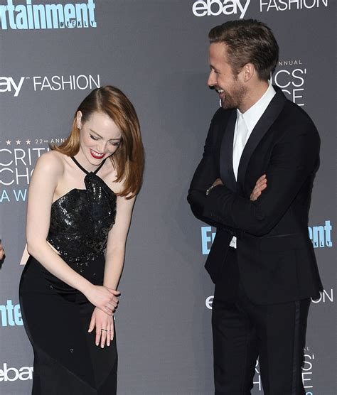 emma stone peliculas the cutest emma stone and ryan gosling moments from last