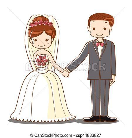 wedding characters mariage dessin anim 233 tenant mignon