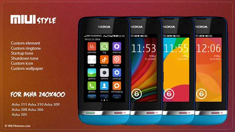 themes nokia asha 305 free download nokia asha 311 love themes free download miui xiaomi v6