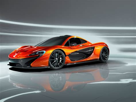 mclaren p1 aspires to be the greatest road and track car