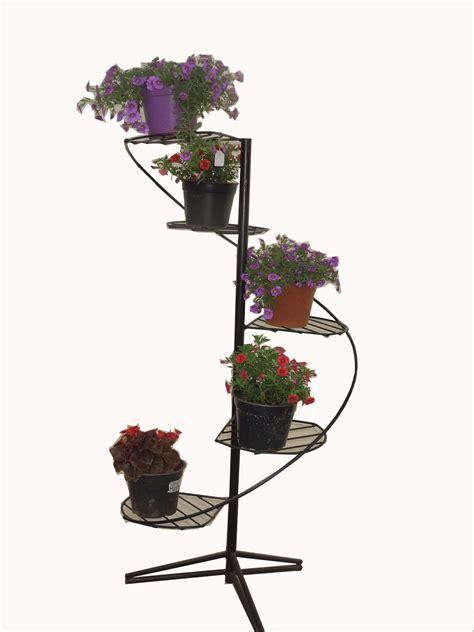 Spiral Pot Stands Plant Stands Online In India Garden Flower Stands