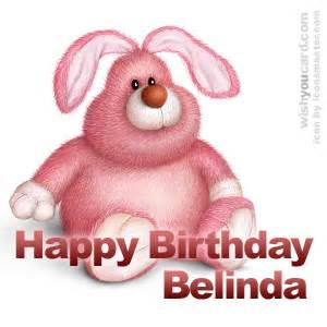 happy birthday belinda free e cards
