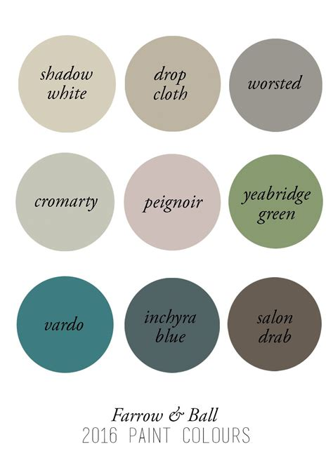farrow and paint colors farrow new colours 2016 painting in 2019 farrow
