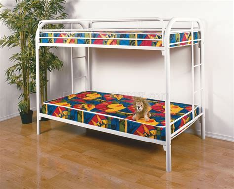 white twin loft bed white finish contemporary twin twin bunk bed