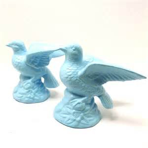bird figurines ceramic bird figurines birds from nashpop on etsy