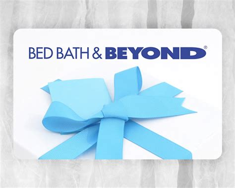 Bed Bath Beyond Gift Card - 200 bed bath and beyond gift card sweepstakes