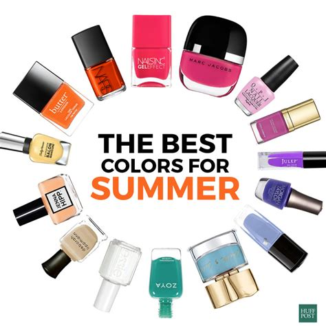 most popular gel nail colors the most popular gel nail color for summer