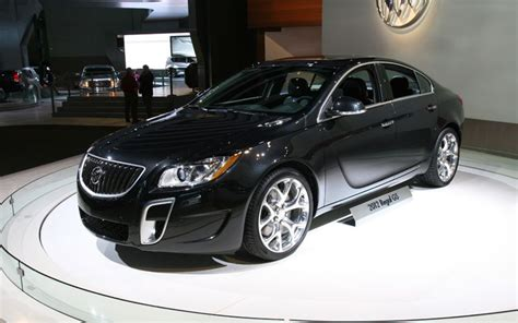 tradecar view  buick regal gs