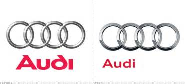Audi Logo Meaning Brand New Audi S Typographic Stylings