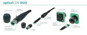 neutrik opticalcon advanced duo rugged lc duplex fibre
