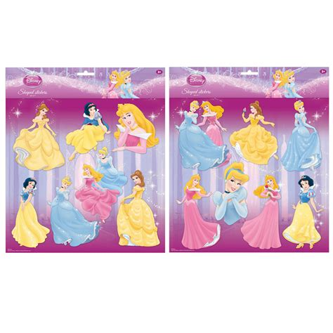 disney wall stickers for bedrooms disney princess wall stickers bedroom decorations adhesive decor 7pcs ebay