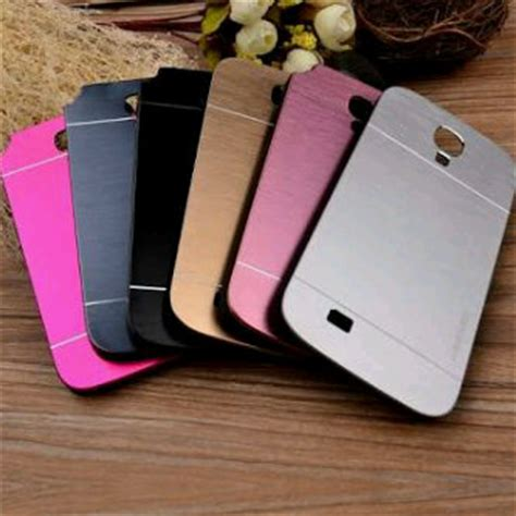 Hardcase Motomo For Samsung S4 I9500 Ino Metal New Style T1910 2 murah motomo classic ino metal hardcase grosir lumbung acc sby grosir supplier