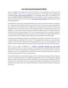Chevening Scholarship Reference Letter Format Personal Statement For Chevening Scholarship