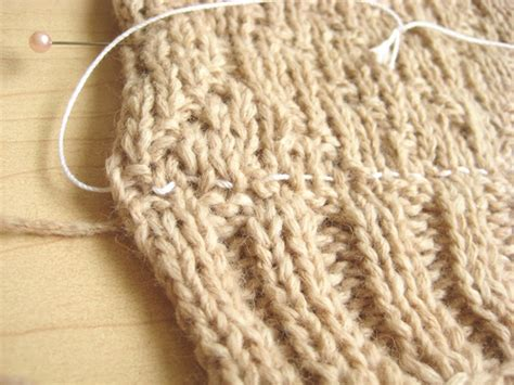 knitting grafting grafting knitting how did you make this luxe diy