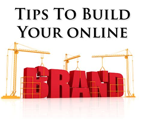Build Your Online | 10 brilliant online brand building tips garin kilpatrick