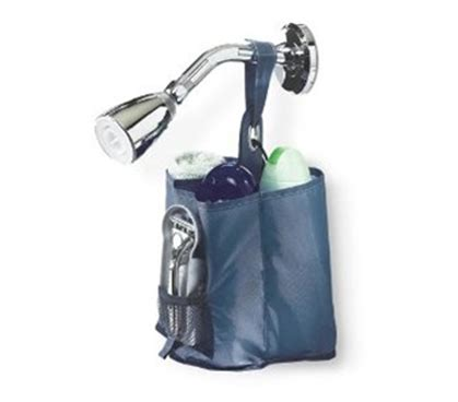 dorm bathroom caddy 3 bottle hanging shower caddy blue dorm bathroom