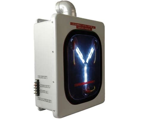 flux capacitor yourself flux capicitor pre orders being accepted geekologie
