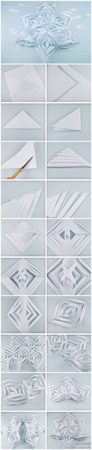 How To Make Really Cool Paper Snowflakes - cool snowflake patterns