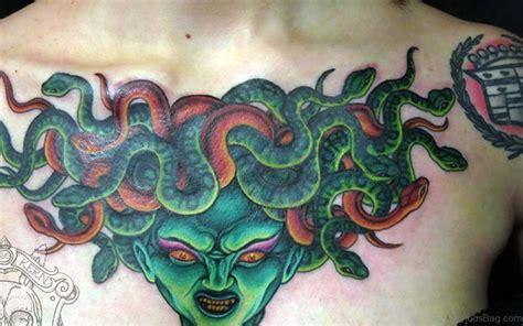 medusa chest tattoo 40 marvelous medusa tattoos for chest