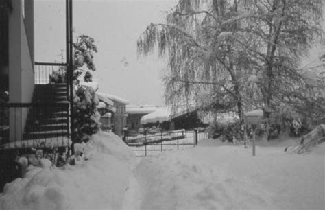 meteo aeronautica cameri gennaio 1985 il polo nord a novara analisi