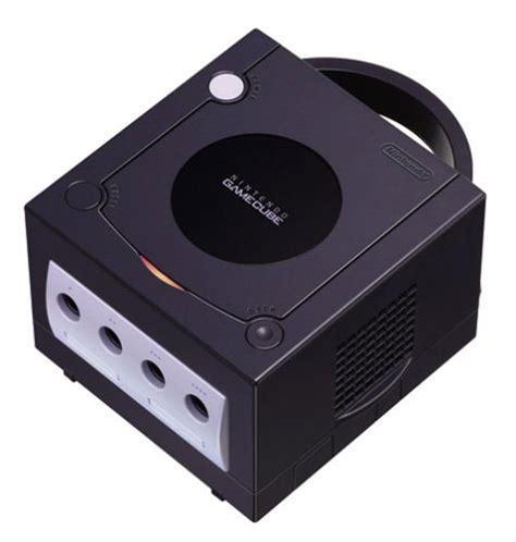 gamecube console japanese gamecube console black from nintendo nintendo