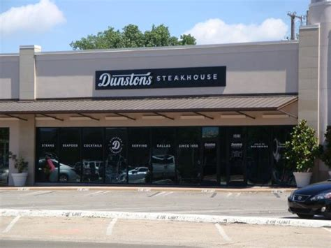 Steak House Dallas by Dunston S Steakhouse On Picture Of Dunston S
