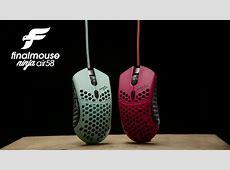 [新作発売]e-Sports用ゲーミングマウスメーカー「Finalmouse」から「Air58 Ninja ... Finalmouse