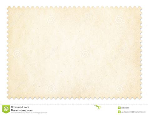 Postage St Frame Isolated With Clipping Path Stock Image Image 30577023 Postage St Template
