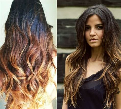 over forty hairstyles with ombre color 142 best images about black ombre hair styles extensions