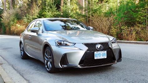 lexus sport 2017 lexus is 350 awd f sport test drive review