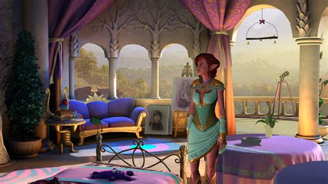 elven bedroom the book of unwritten tales 2 test gamersglobal de