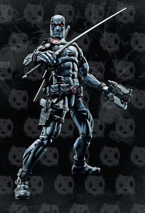 new deadpool marvel legends 12 quot deadpool variants x wolverine