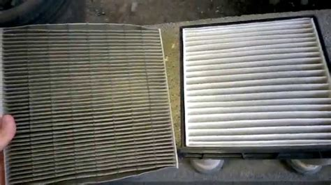 replace  cabin filter  honda city   youtube