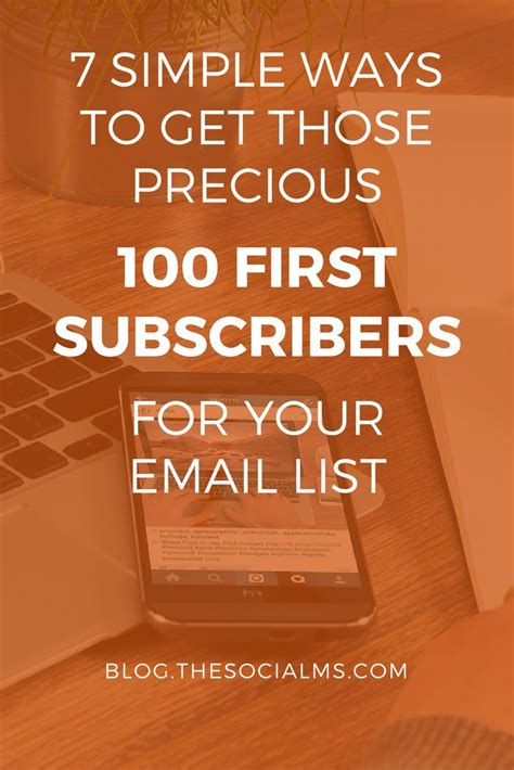 Ways To Get A by 7 Simple Ways To Get Those Precious 100 Subscribers