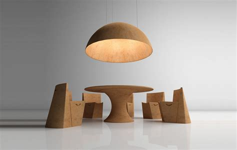 All The Ayers Cork Furniture And Lighting Set