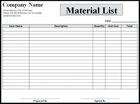 Material Requirement Planning Excel Template Dazzleshots Info Material Requirement Planning Excel Template