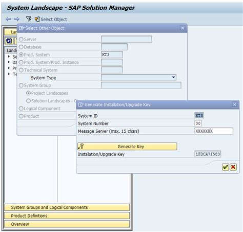 tutorial sap solution manager sap basis tutorials how to generate sap solution manager