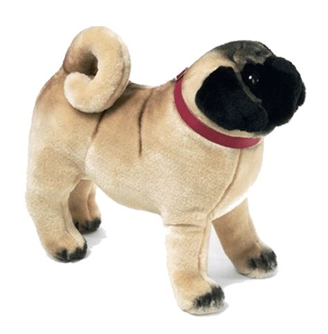 pug teddy steiff animals pug 079085