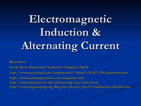 electromagnetic induction xii electromagnetic induction ac current 28 images 08 electromagnetic induction alternating