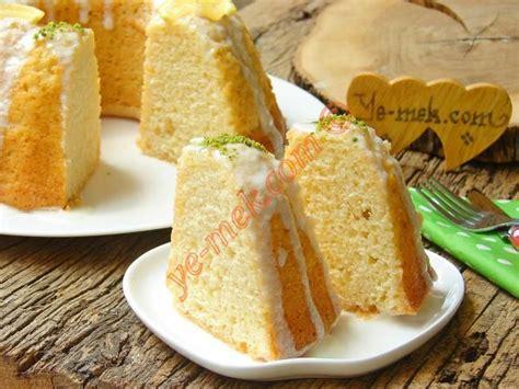 resimli tarif pirinc unlu kek yemek tarifi 6 yemek tarifleri limonlu