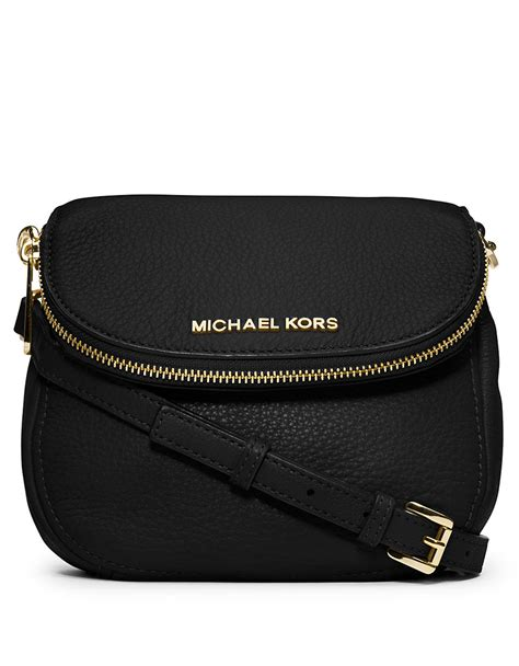Flap Crossbody Bag michael michael kors bedford leather flap crossbody bag in