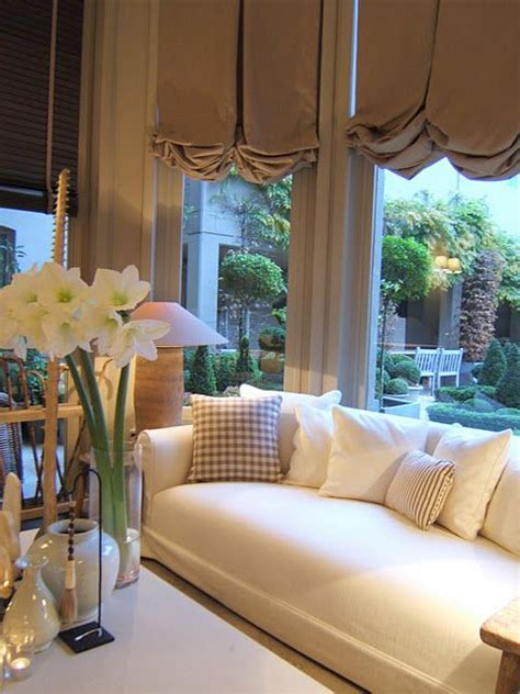 Balloon Shades For Windows Inspiration 378 Best Checks Valances Images On Dining