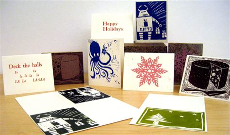 Ucla Gift Card - making holiday cards the old fashioned way ucla
